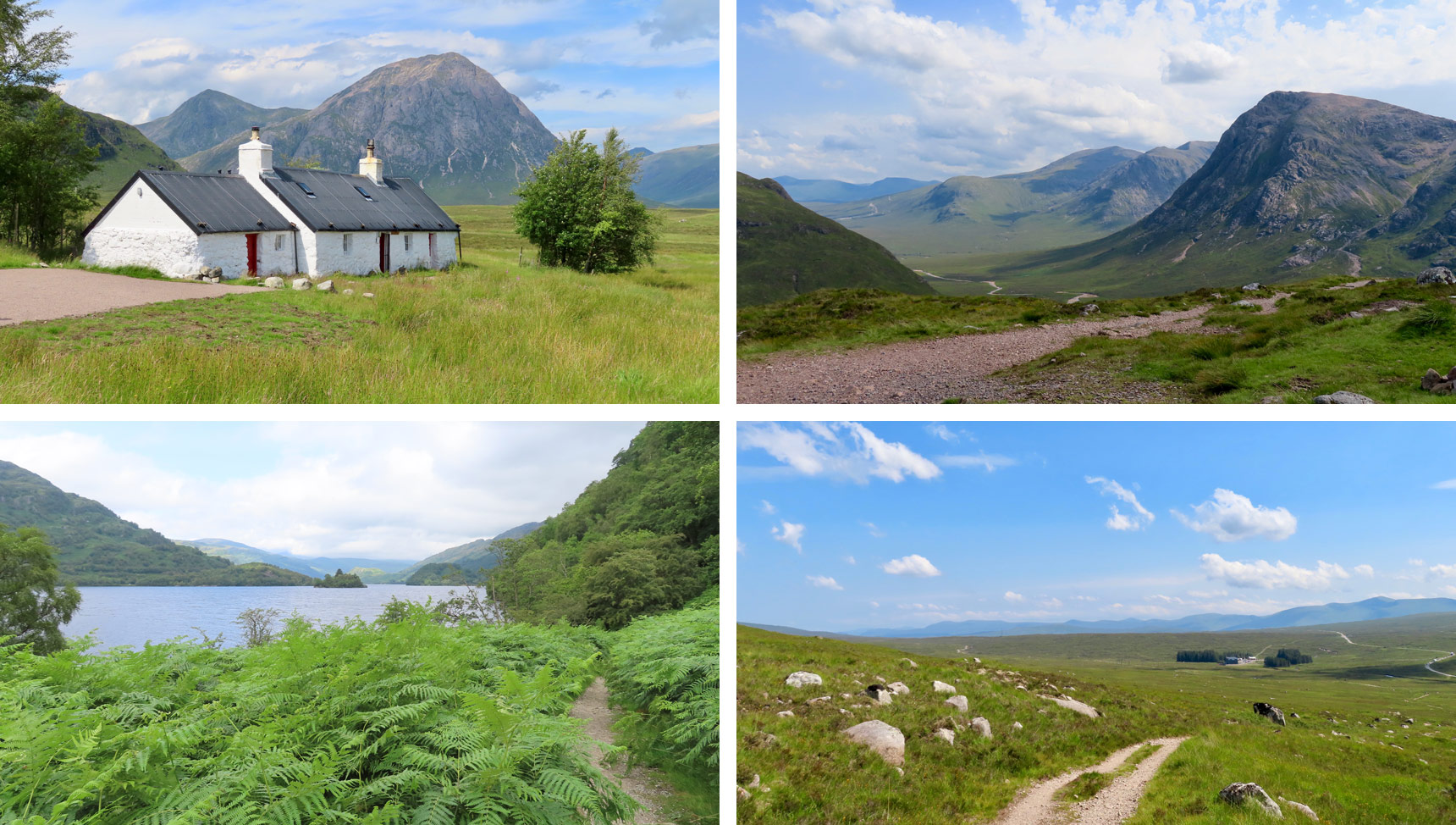 West Highland Way Montage 1